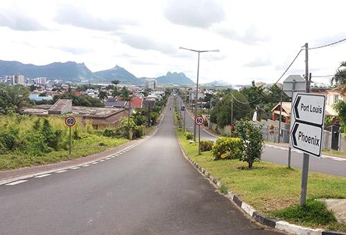 Upgrading of Hillcrest Road