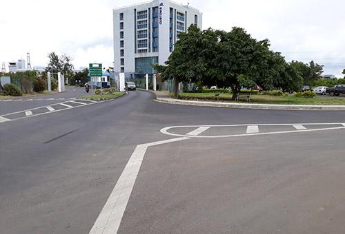 Rehabilitation of Marine Road