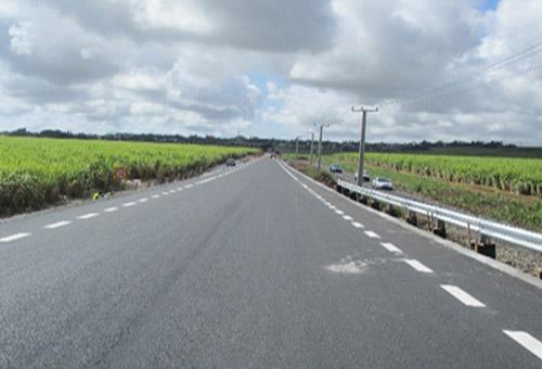 Middle Road B17 at Mapou