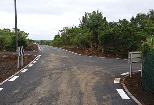 New Link Road from La Brasserie
